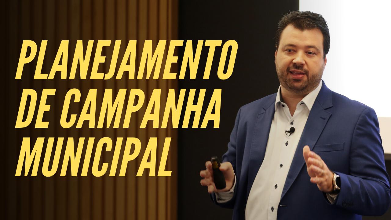 Curso on-line de planejamento de campanhas eleitorais municipais prefeito e vereador