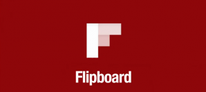 Logotipo do Flipboard