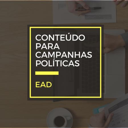 Marketing de conteúdo para campanhas políticas