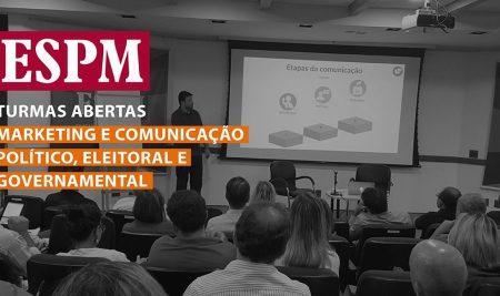 Cursos de marketing político, institucional e eleitoral na ESPM