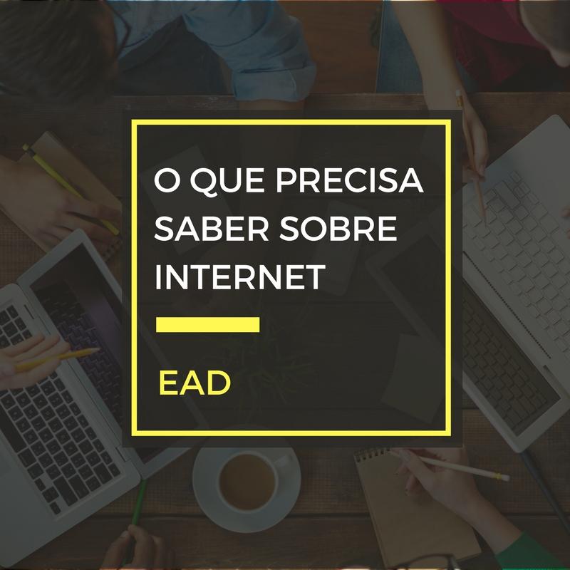 Tudo que você deve saber sobre internet antes de começar o seu projeto