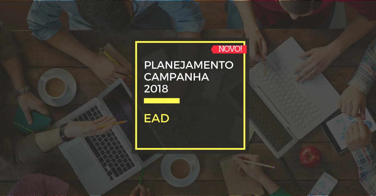 Planejamento de campanha 2018