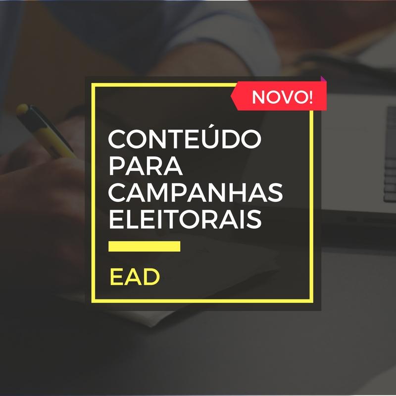 Estratégias e planejamento de conteúdo para campanha eleitoral
