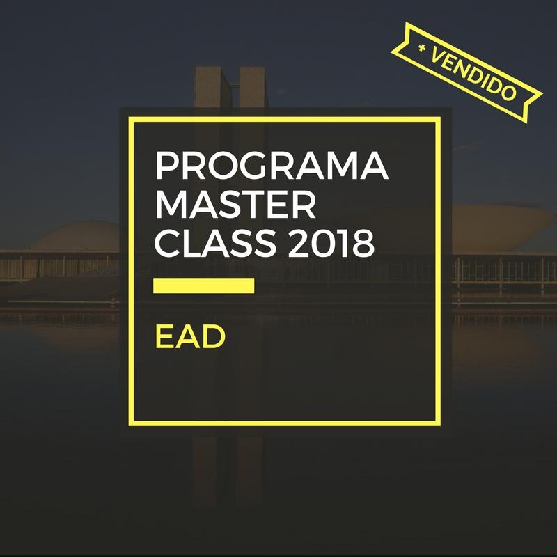 Programa MasterClass Eleições 2018
