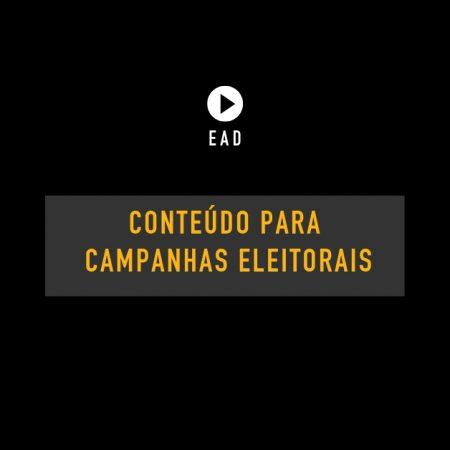 Estratégias de conteúdo para campanhas eleitorais