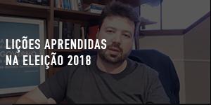 Palestra Lições Aprendidas Eleições 2018