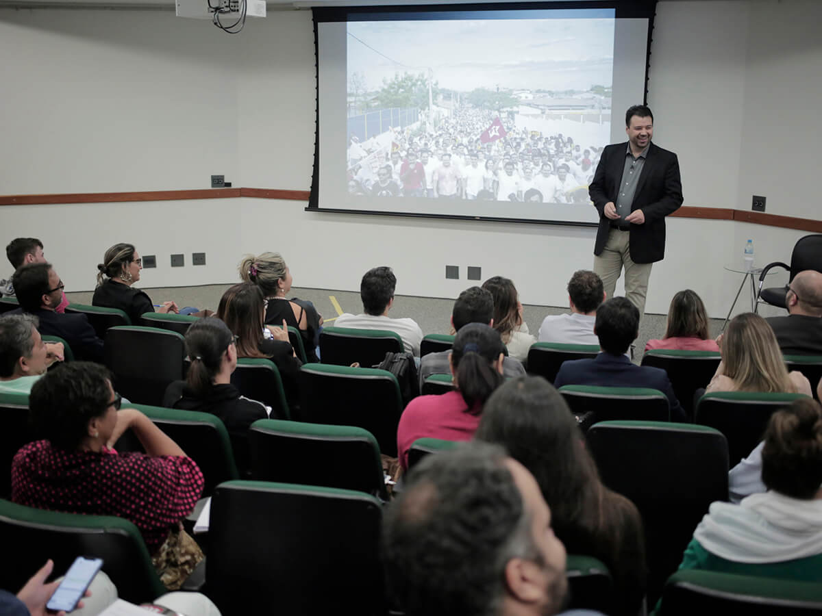 Professor Marcelo Vitorino masterclass eleições 2020