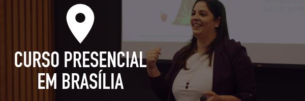 Natália Mendonça aula oficina anúncios online impulsionamento Brasília