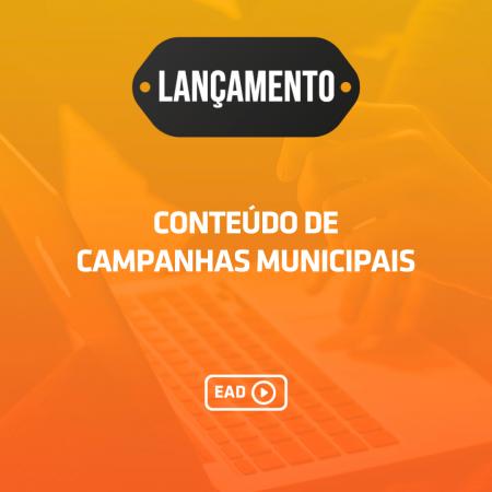 Conteúdo de campanhas municipais